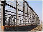 建筑铁柱工程